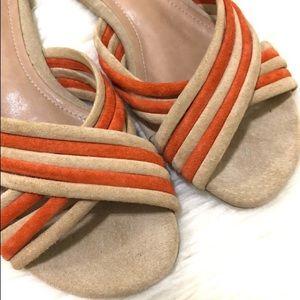 Anthropologie Raphaella Booz Sandals 8
